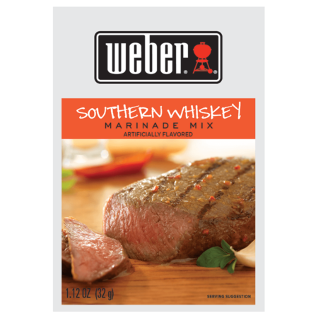 Image of Weber® Southern Whiskey Marinade Mix