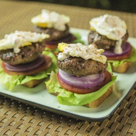 Image of Brunch Burger Blue